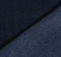 Denim stretch jeansovina modrá tmavější