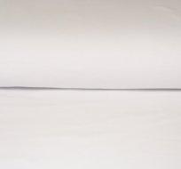 Jednobarevný úplet bílý 180g