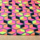 Úplet geometrické tvary v syté barvě šedé