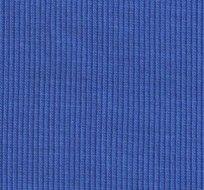 Náplet žebro královsky modrá