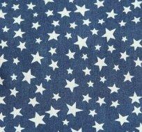 Softshell hvězdy na Denim Jeansový efekt
