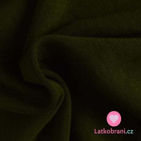 Warmkeeper khaki zelená (alpenfleece)
