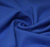 Jednobarevný úplet královsky modrá světlější 200g