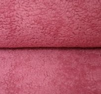 Beránek růžový do malinové jemný