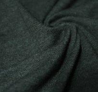 Úplet melé šedý tmavý 215g