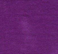 Jednobarevný oboulícní úplet tmavě fialový