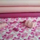 Ružové okvetné lístky
