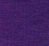 Náplet žebro fialový