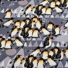 Teplákovina potisk tučňáci na ledovci