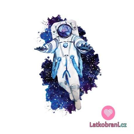 Panel kosmonaut ve vesmíru