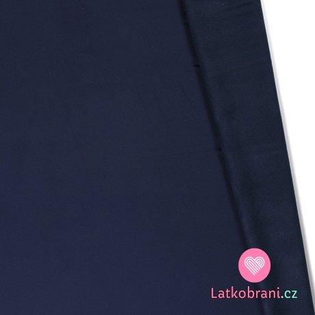Softshell námořnicky modrý s fleecem