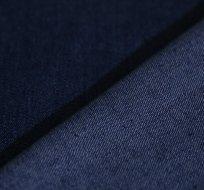 Denim stretch jeansovina modrá střední