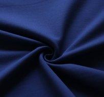 Jednobarevná teplákovina královsky modrá 290gr