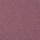 Bavlněné plátno drobné růžové puntíky na tmavší starorůžové