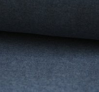 Náplet jeansový melé tmavý 280g