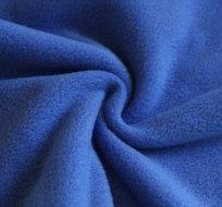 Polar fleece královsky modrá antipilling