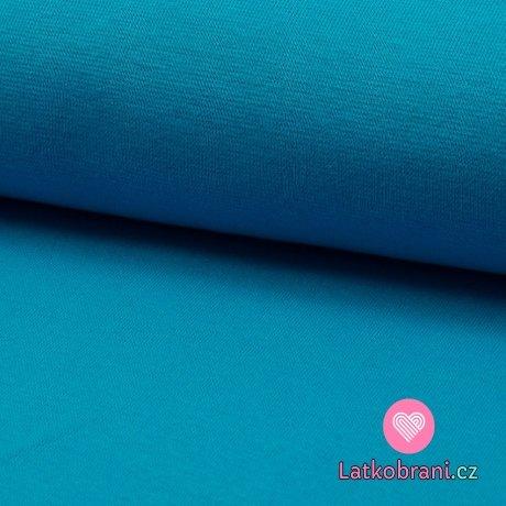 RIB / náplet modrá aqua