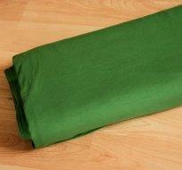 Jednobarevný úplet tmavě zelená 200gr