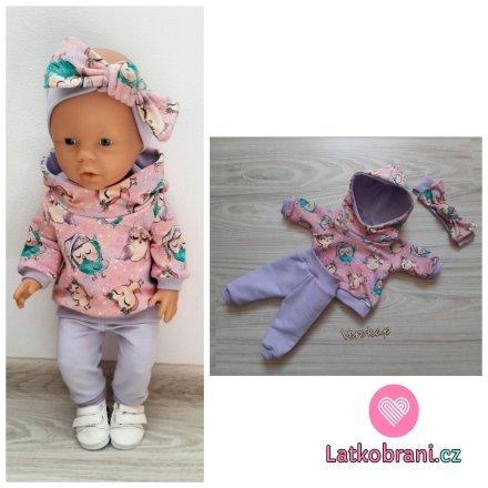 Oblečení pro panenku