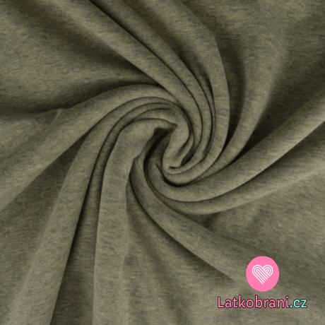 Warmkeeper stříbřitě šedý melír (alpenfleece)