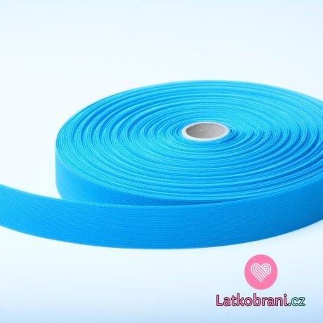 Pruženka modrá barevná 30 mm