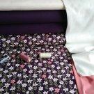 Veselé kytičky na fialové