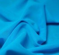 Síťovina modrá aqua