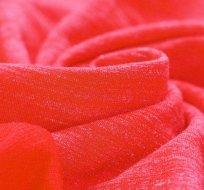 Teplákovina jednobarevná sytě růžová melange 280g