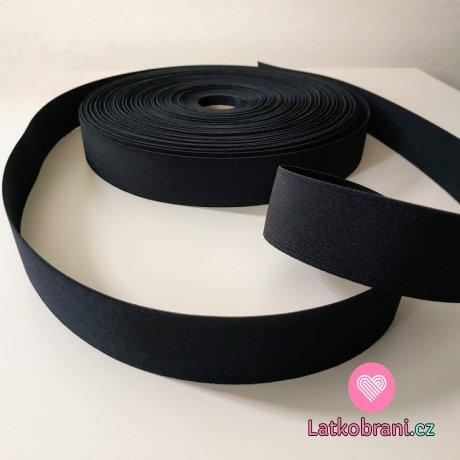 Pruženka černá 30 mm