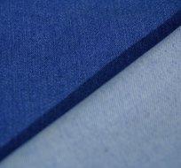 Denim stretch jeansovina modrá jasnější 2.JAKOST