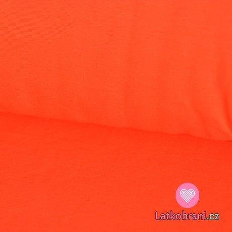 Náplet neon oranžový 280g