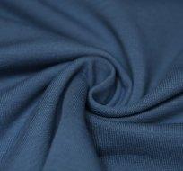 Teplákovina jeansová (modro-šedá) 290g