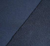 Softshell tmavě modrá navy s fleecem