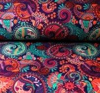 Teplákovina mandaly v podzimních barvách