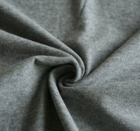 Úplet šedé melé tmavější 210g