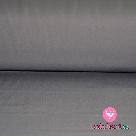 Softshell šedý s fleecem 315g