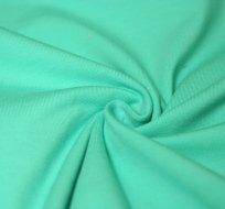 Jednobarevný úplet mintovo-smaragdový 215g