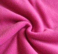 Polar fleece růžová malina antipilling- ZBYTKY