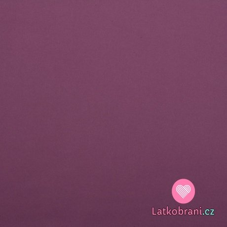 Softshell pružný ostružinový s fleecem