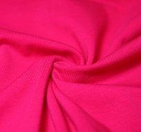 Jednobarevný úplet růžový pink 200g