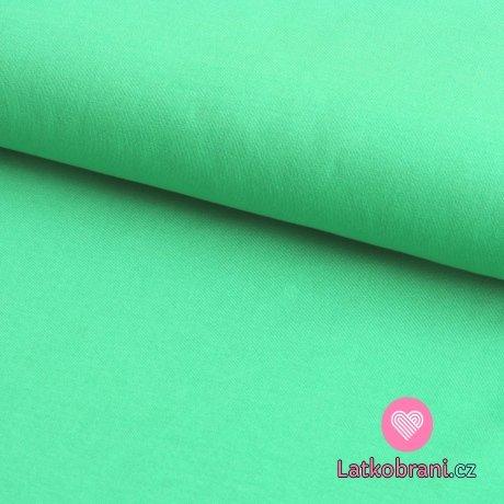 Úplet smaragdová světlá  210g