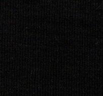 Náplet žebro černé