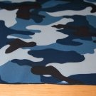 Softshell maskáč modrý