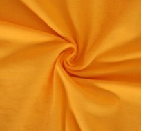 Jednobarevný úplet žlutý žloutkový 200gr