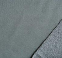 Softshell tmavě šedá s fleecem - ZBYTKY