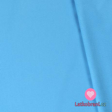 Softshell modrý světlejší s fleecem