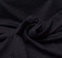 Úplet jednobarevný modrošedé melé tmavé 160 g