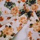 Úplet potisk plané růže na béžové