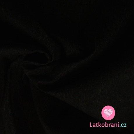 Jeans/Denim černý