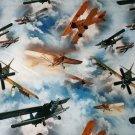 Úplet digitisk letadla v oblacích
